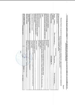 Выписка о рег. права зем.участка №771 площадь 15789 кв.м